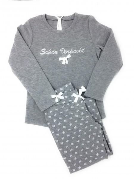 """Damen Schlafanzug """"Schön Verpackt"""""""