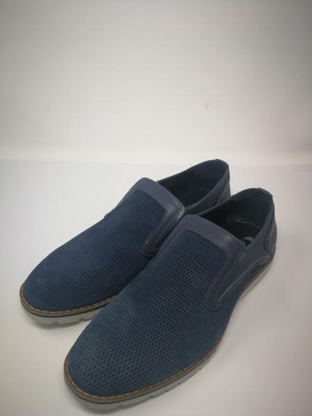 Herren Schuhe blau
