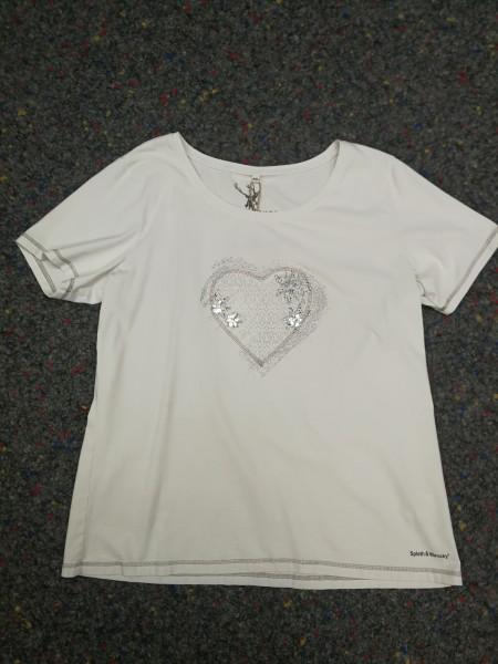 Damen Shirt weiß