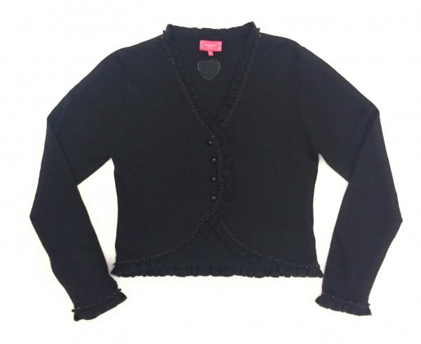 Damen Dirndl-Jacke schwarz