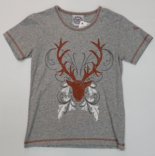 T-Shirt Hirschkopf