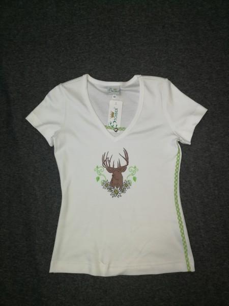 T-Shirt Damen Gr XS