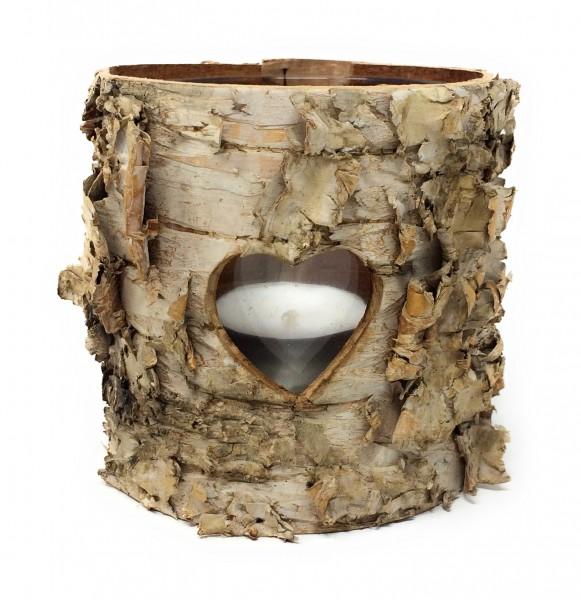 Teelicht Holz