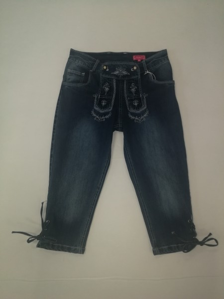 Damen Hose denim Gr 34
