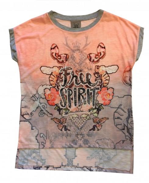 Alpensünde Damen Trachtenshirt T-Shirt Julie