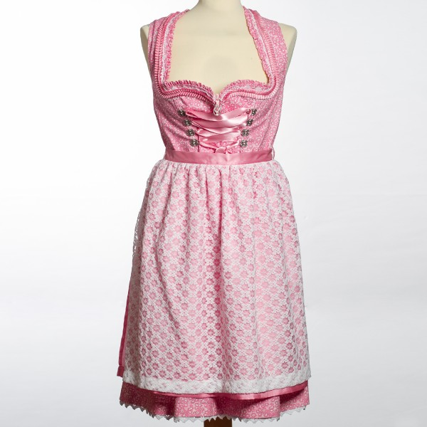 "Damen Dirndl ""Ferna"" - light pink Gr. 50"