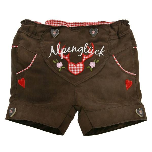 Baby Short Alpenglück