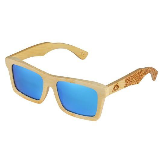 Sonnenbrille Holz Hodalump