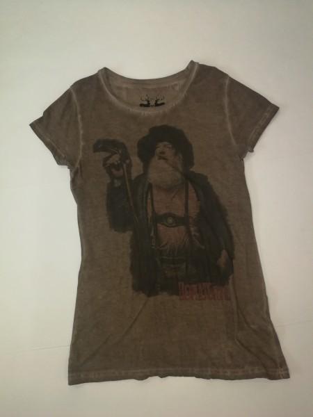 Wiesnkönig T-Shirt Damen Gr L