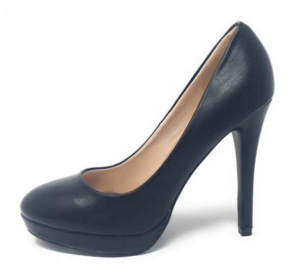 Damen High-Heels schwarz