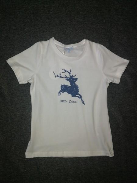 Ki. T-Shirt Wilde Zeiten Gr 116