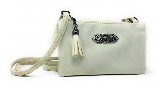 Trachtentasche mit Brosche