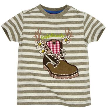 T-Shirt Wanderstiefel