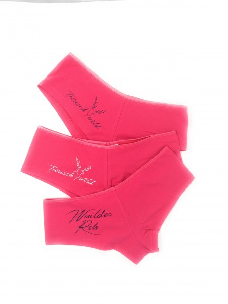 Hotpants pink