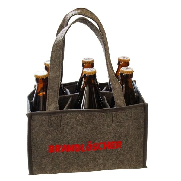 Original Männerhandtasche 'Brandlöscher' von Heimatkuss