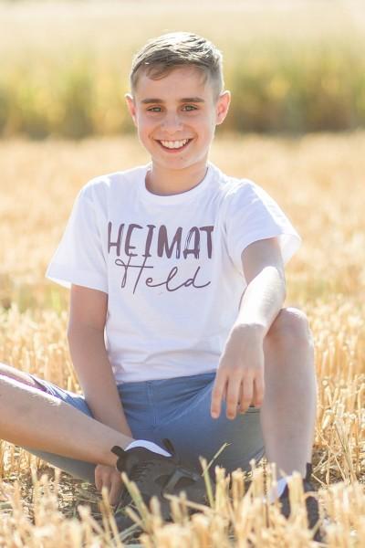 Jungen T-Shirt Heimatheld