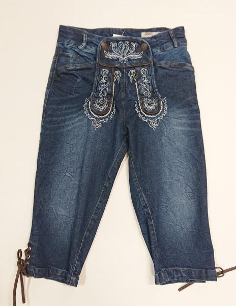 Damen Bermuda Jeans