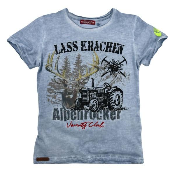Jungen T-Shirt Alpenrocker