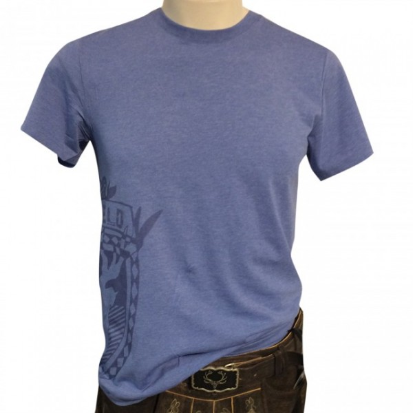T-Shirt Heimatheld Wappen