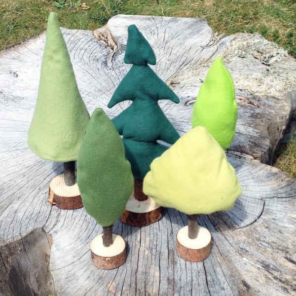 Filzbaum handmade