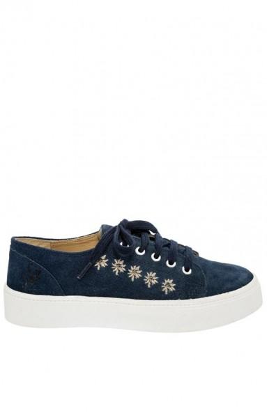 Damen Sneaker Ludmilla Crosta dunkelblau