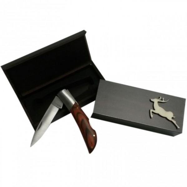 Holz-Taschenmesser