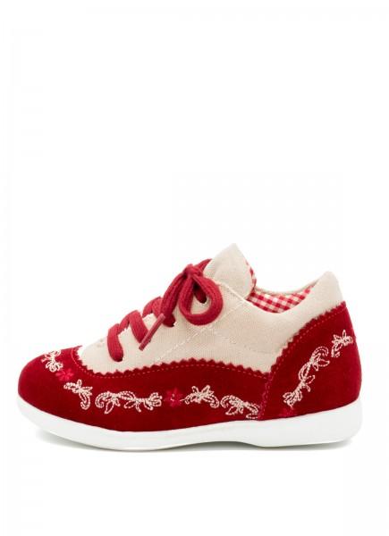 Kinder Sneaker Crosta rot/natur