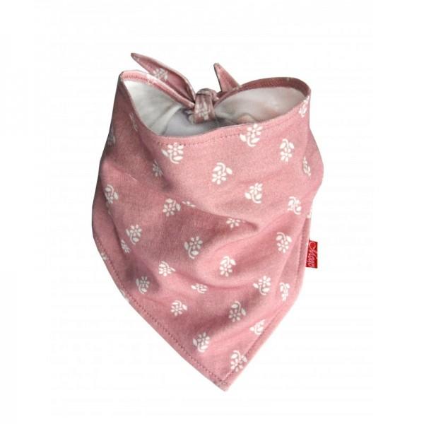Baby Kopftuch wilde Kaiserin rosa