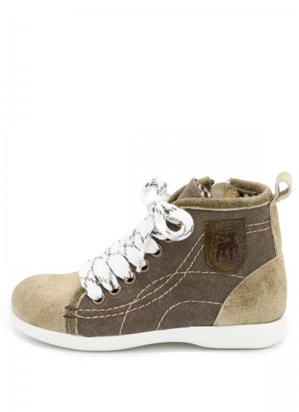 Kinder Sneaker Cavana braun/beige