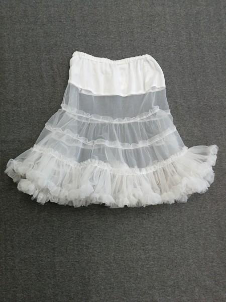 Petticoat weiss Gr 2
