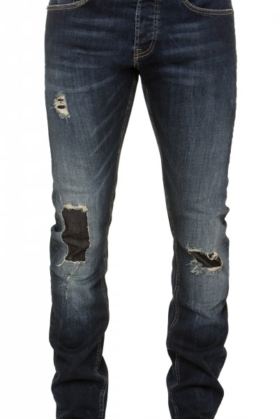 Herren Jeans dark